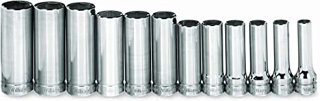 """Snap-on Tools 3//8/"""" drive 9mm Deep Metric 6-point Chrome Socket wrench NEW 2018"""