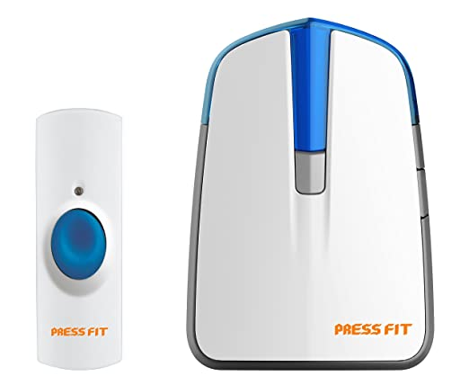 Press Fit Echo-I Auto-Learning Wireless Bell