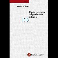 Diritto e gestione del patrimonio culturale (Italian Edition) book cover