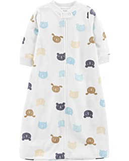 Amazon.com  Carter s Baby 2-Pack Microfleece Sleepbag  Clothing 80cc6d35b
