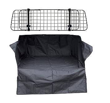 Transportín para perros XtremeAuto® con cama/para maletero o con ...