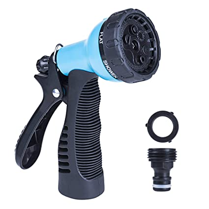 Watering & Irrigation Bright High Pressure Metal Hose Long Rod Nozzle Water Sprayer Car Wash Gun Lawn Garden Various Styles