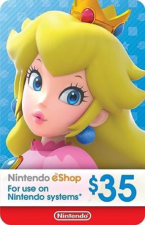 Nintendo eShop Gift Card 35.0 USD