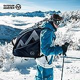 OutdoorMaster Boot Bag Polar Bear - Ski Boots and