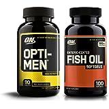 Opti-Men 90ct & Fish Oil