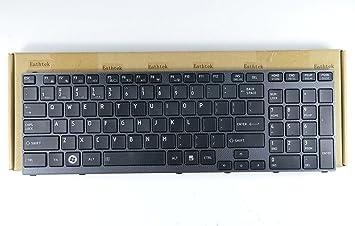New Toshiba Satellite P750 P750D P755 P770 P775 Laptop Keyboard US Version
