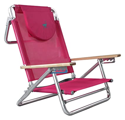 sc 1 st  Amazon.com & Amazon.com : Ostrich South Beach Sand Chair Pink : Garden u0026 Outdoor