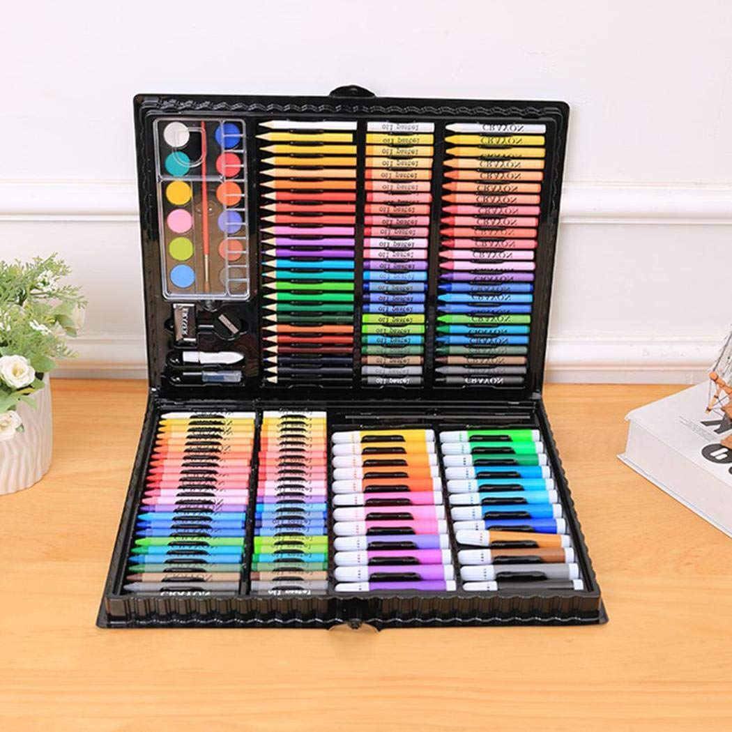 Neudas Children Painting Tool Graffiti Coloring Watercolor Pen Set School Supplies Permanent Markers by neudas (Image #5)