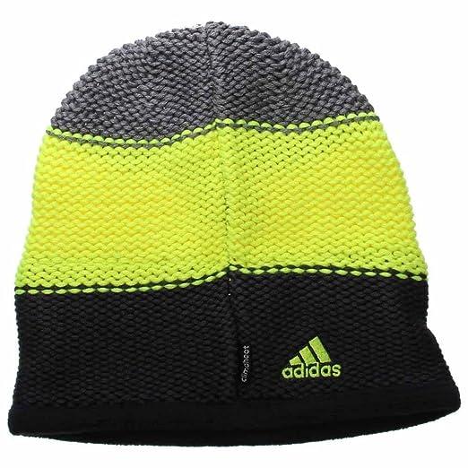 Amazon.com  Adidas 2015 16 Real Madrid CF BEANIE  GREY   Sports   Outdoors 2a782bf4bda