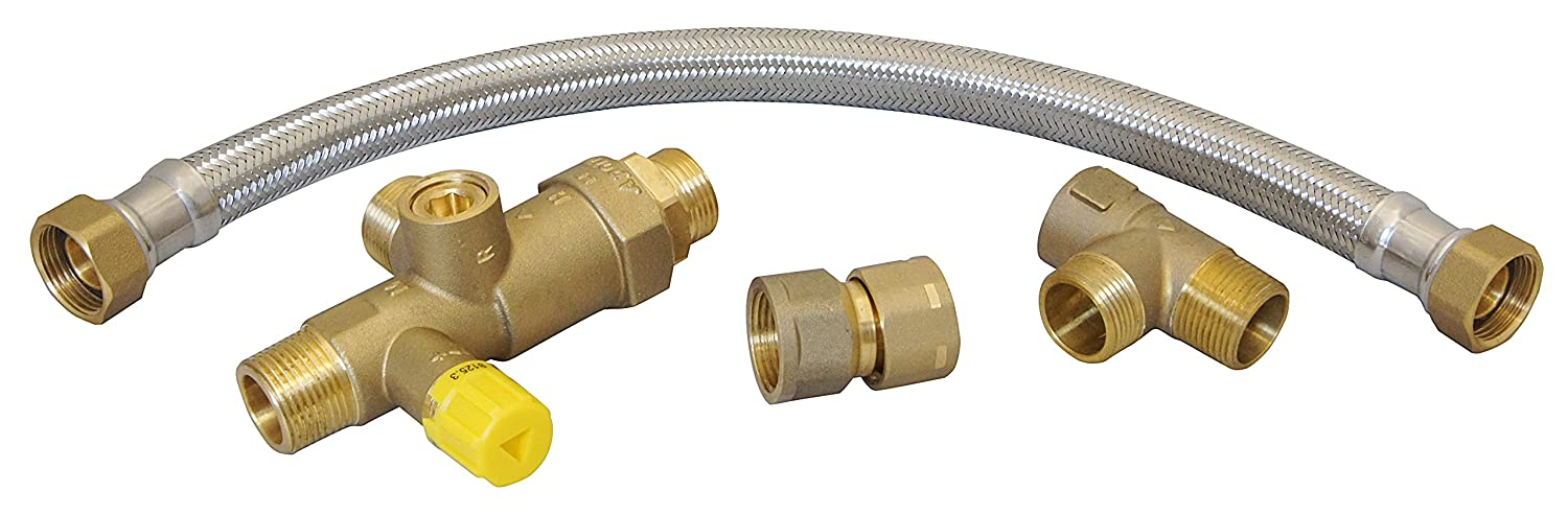 Apollo Valves 69TANKMAX Tank Max Water Heater Tank Booster - - Amazon.com