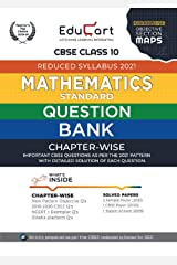 Educart CBSE Maths Class 10 Question Bank (Reduced Syllabus) for 2021 Kindle Edition