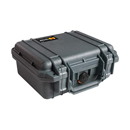 Pelican 1200 Case with Foam for Camera (Black) <span at amazon
