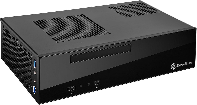 SilverStone Technology Milo 9 ML09B Cases ML09B