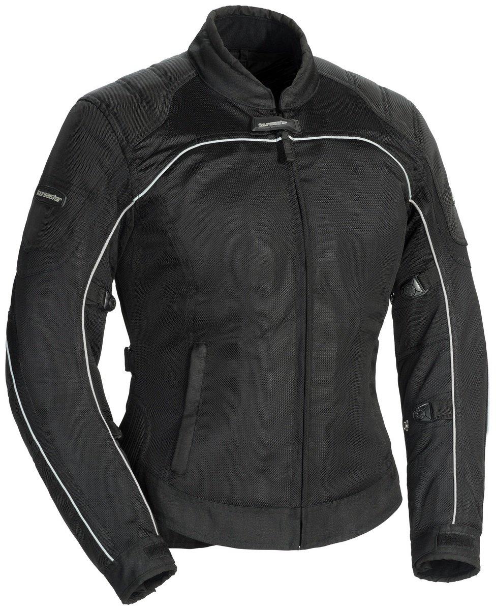 TourMaster Women's Intake Air 4.0 Jacket (Black, Large)