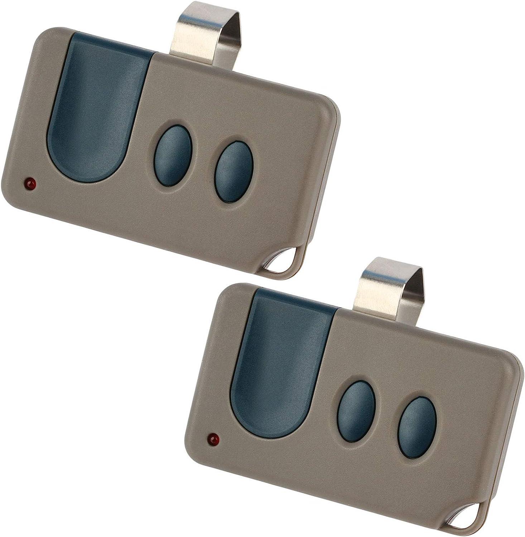 2 for Sears Craftsman Liftmaster Garage Door Opener Remotes (139.53681) 971LM