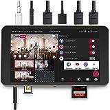 YoloLiv YoloBox Portable Multi-Camera Live Streaming Equipment Encoder Switcher Recorder Monitor 4 in 1 4G North America