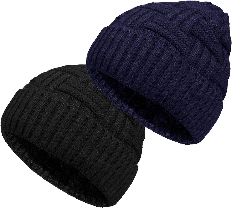 itruty Berretti in Maglia Mens /& Womens VENUM Logo Skull Beanie Hats Winter Knitted Caps Soft Warm Ski Hat Deep Heather