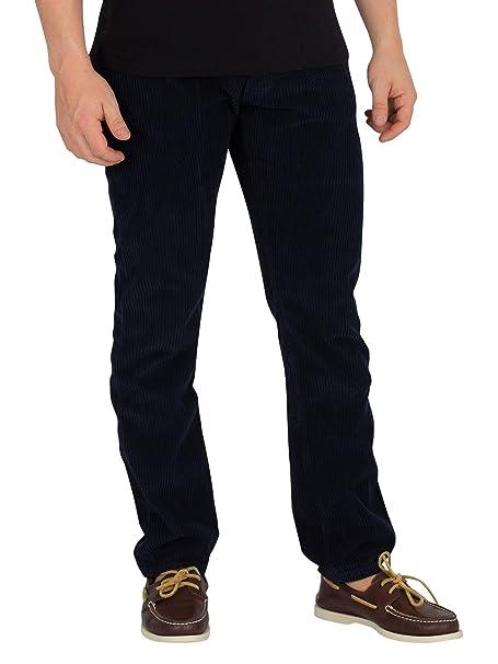 ea28cd0b9dc Lois Jeans Hombre Pantalones Cordones Jumbo Terraza, Azul, 30W x 32L:  Amazon.es: Ropa y accesorios
