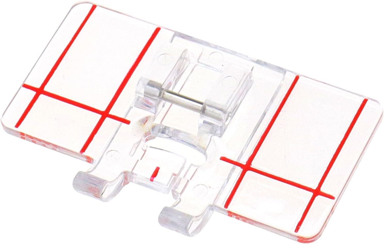 ENET Prensatelas de plástico Universal Transparente de Punto ...