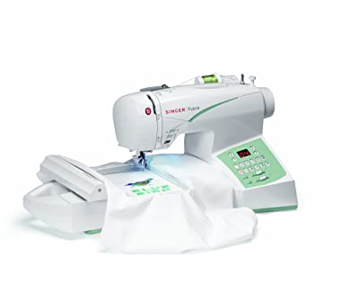 SINGER Futura CE-250 Computerized Sewing and Embroidery Machine