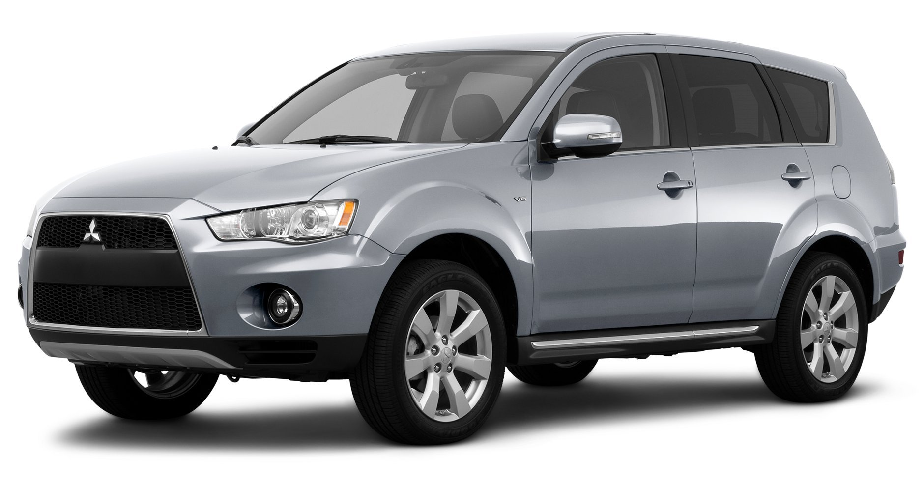 2011 Toyota Highlander Reviews Images And Specs Vehicles Complete Electrical Wiring Diagram For 1942 Chevrolet Passenger Car Mitsubishi Outlander Gt 4 Wheel Drive Door