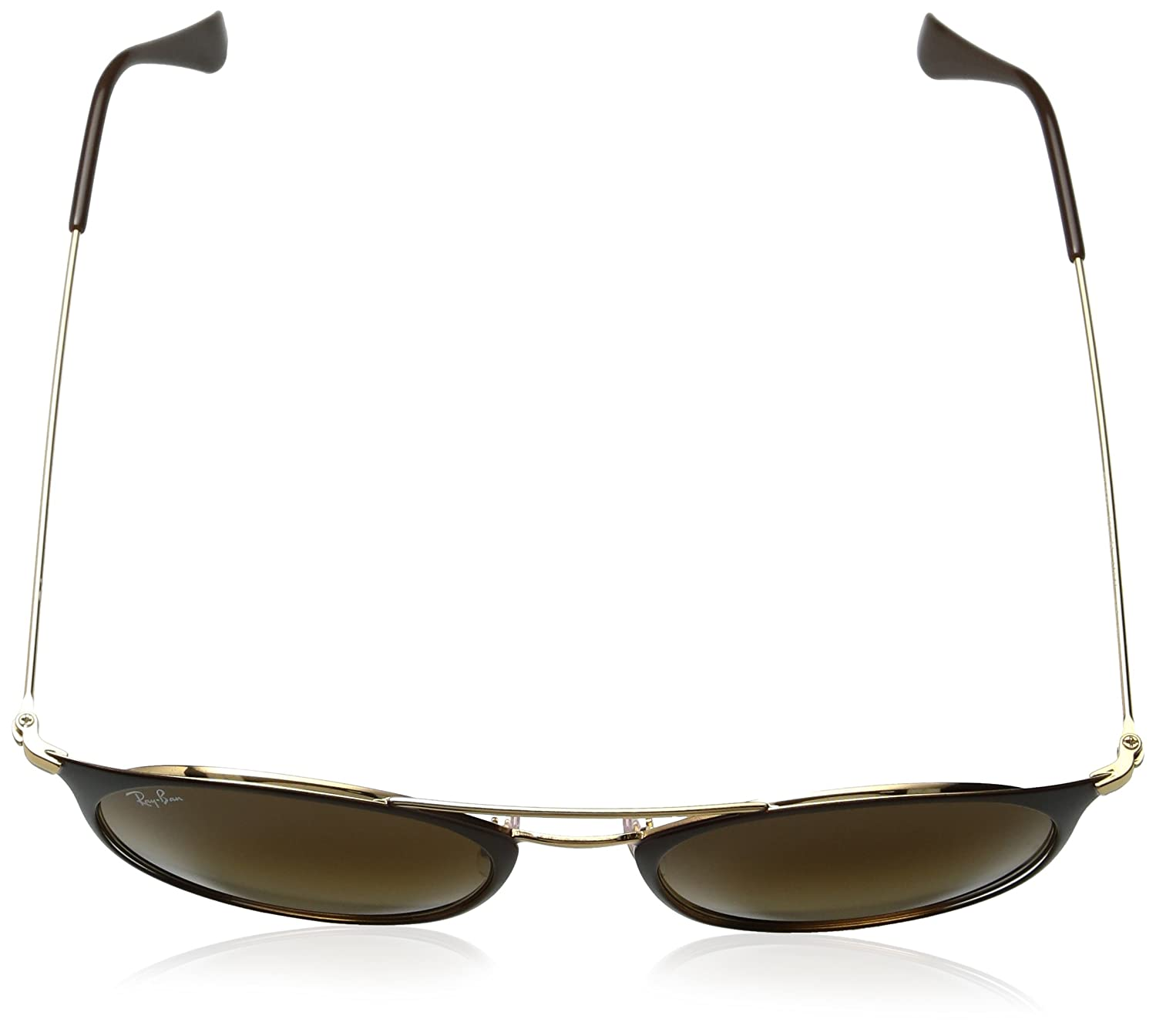 3d2265d0f Ray-Ban Blue Round Men's Sunglasses RB3546 187/71 52 52 20 145 mm: Amazon.ae