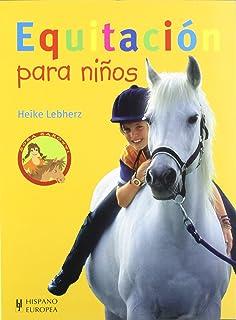 Equitacion para ninos (Spanish Edition)