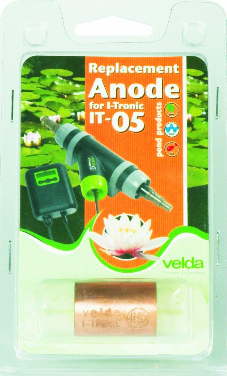 Velda Anode pour appareil anti-algues It-05/T-Flow 05 Velda BV 126685