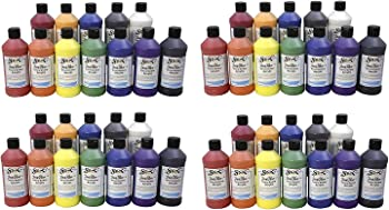 Sax True Flow Heavy Body Acrylic Paint Set
