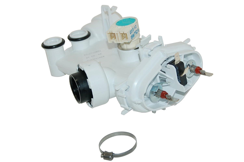 Bosch Siemens lavadora elemento calefactor. Genuine número de ...