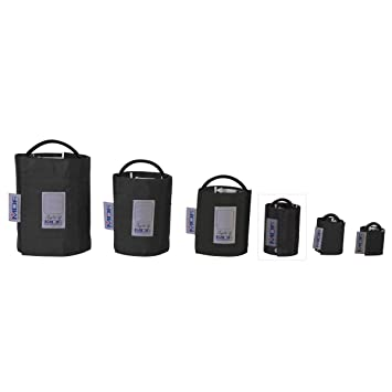 MDF® Pediátrico - Un tubo Manguito sin látex para presión arterial - Negro (MDF2030421-11): Amazon.es: Salud y cuidado personal