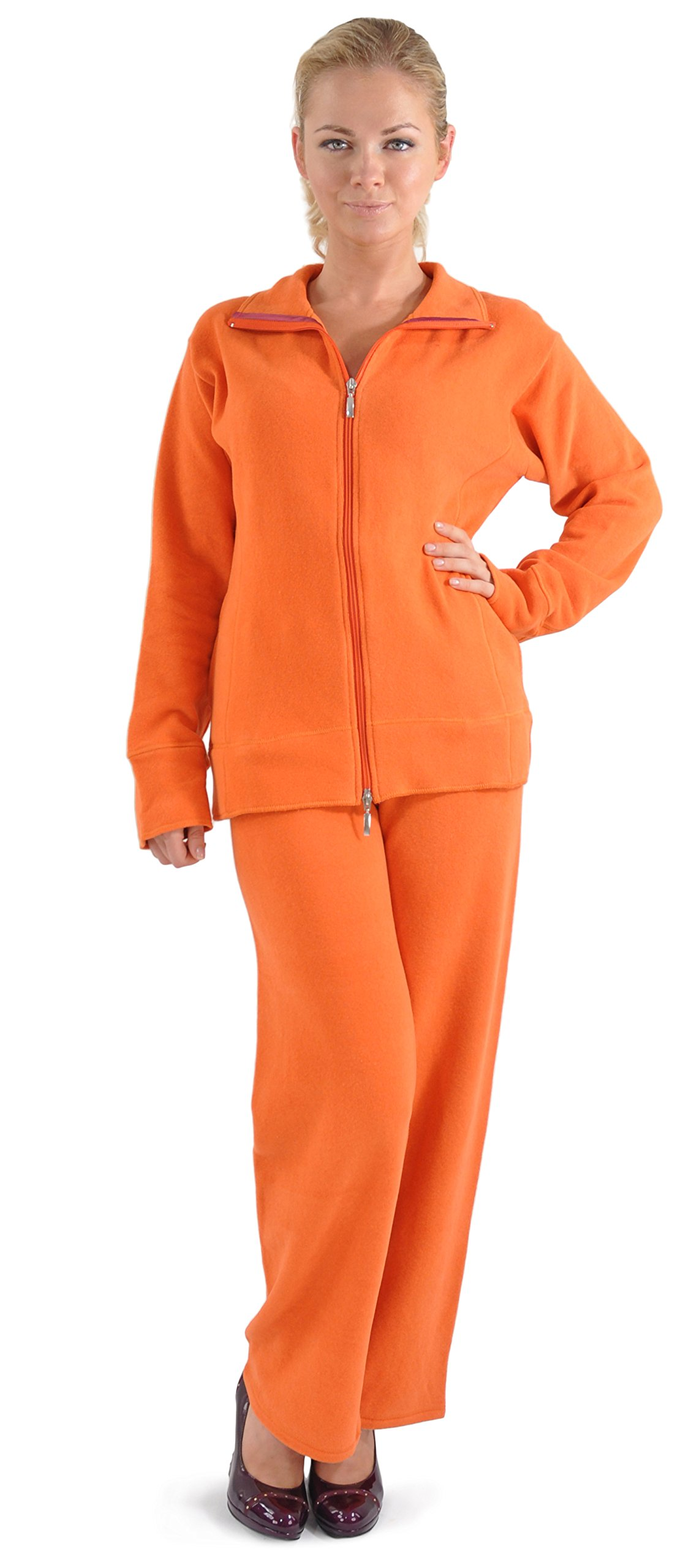 Zimmerli Luxury Loungewear/Warm Ups - X-Large/Ginger Spice