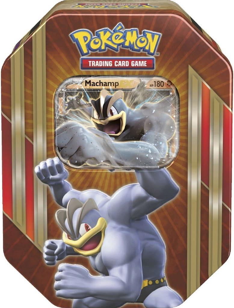 POEMON Caja Metálica Pokemon Summer: Amazon.es: Juguetes y juegos