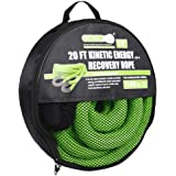Grip 20 ft x 7/8 in Kinetic Energy Recovery Rope for Off Roading