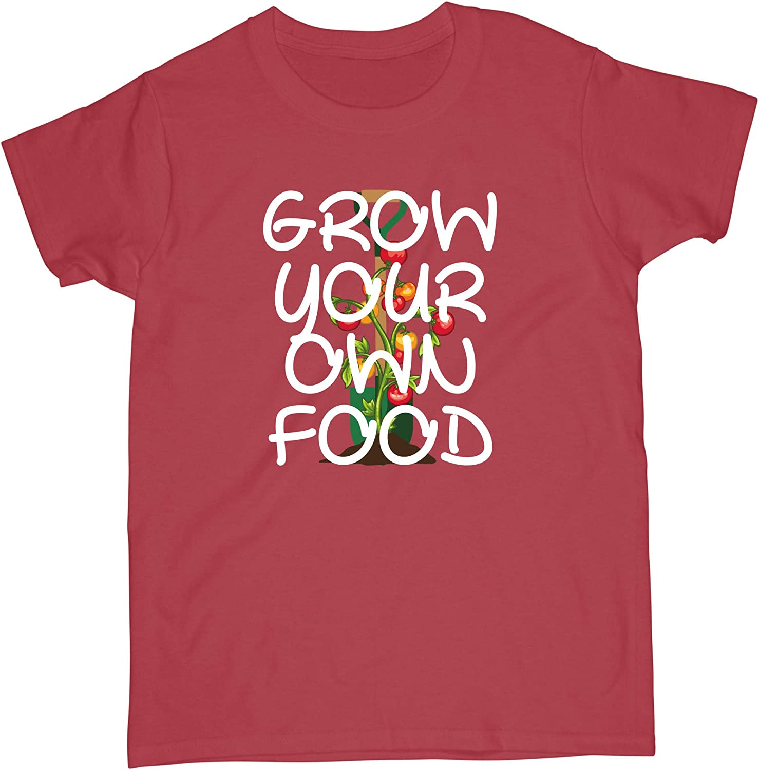 A.W.5000L RED L Grow Your Own Food