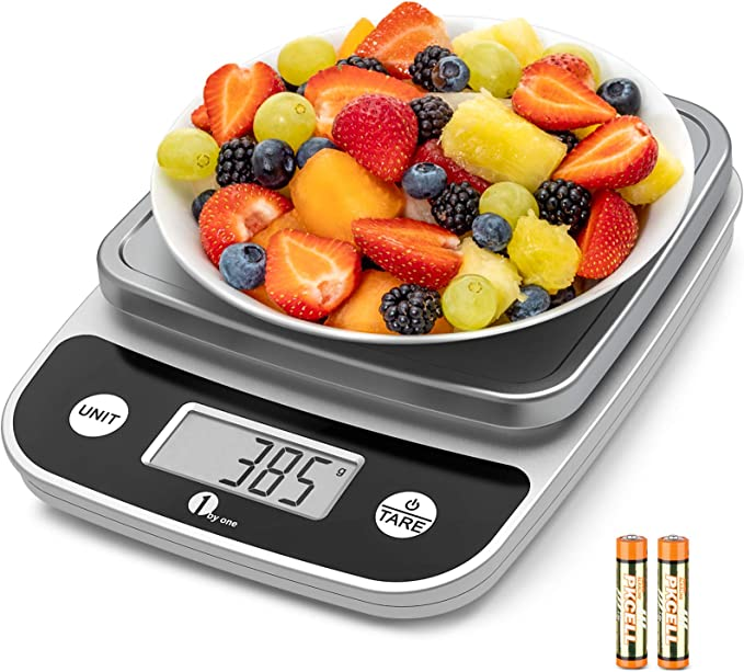 Beille Electronic Kitchen Cooking Baking Digital Food Scale 22lbs Capacity