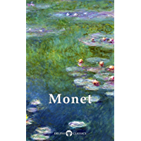 Delphi Collected Works of Claude Monet US (Illustrated) (Delphi Masters of Art Book 5) book cover