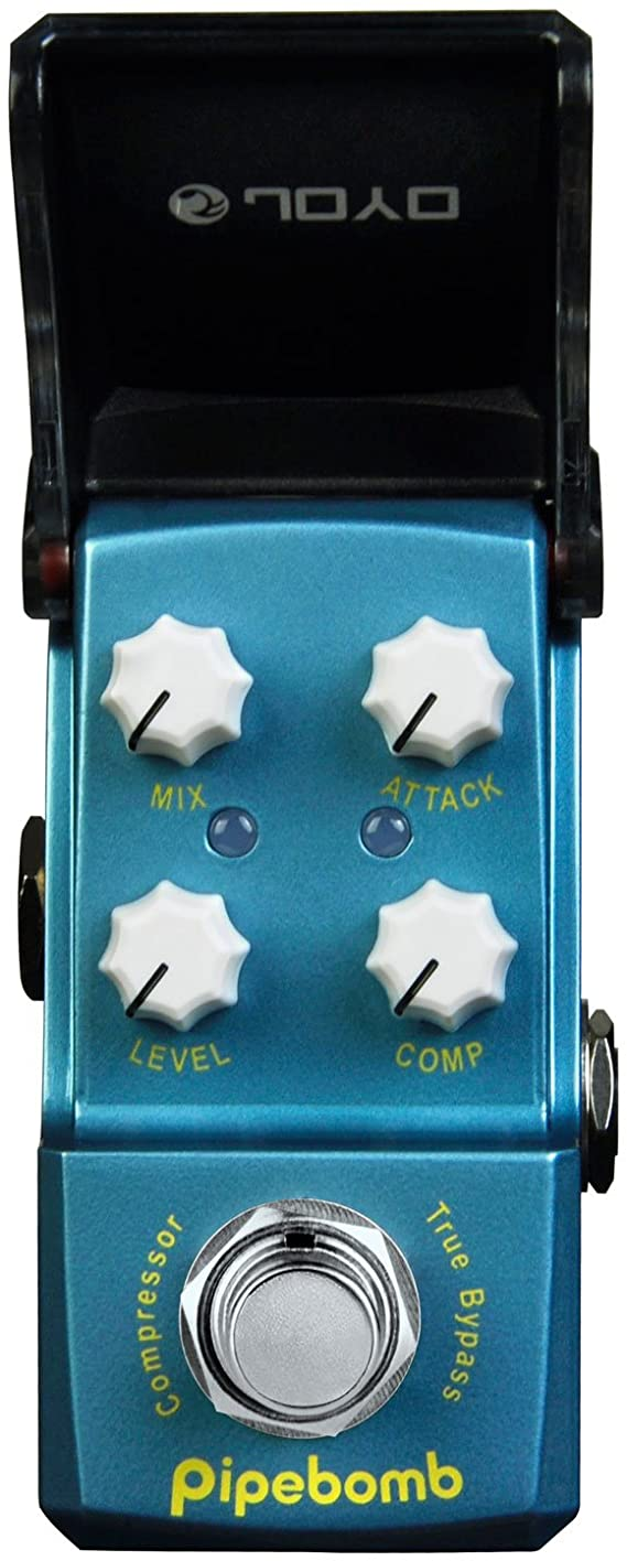 JOYO JF-312 Pipebomb Electric Guitar Single Effect Mini Pedal