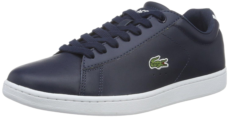 Lacoste Carnaby EVO Bl 1 SPW, Zapatillas para Mujer 38 EU|Azul (Nvy 003)