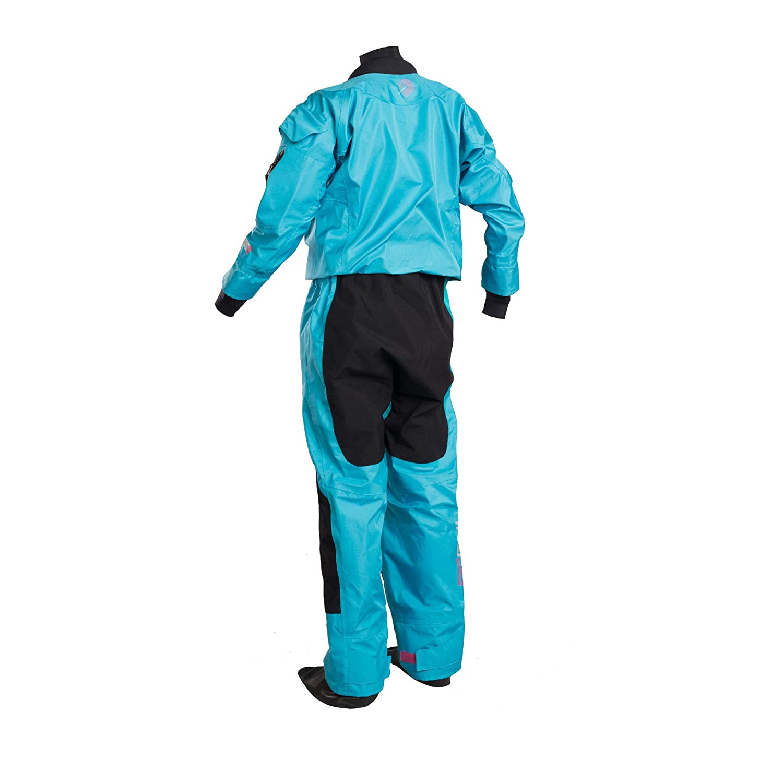 GUL 2018 Womens Dartmouth Eclip Zip Drysuit Blue GM0383-B5 Including UNDERFLEECE