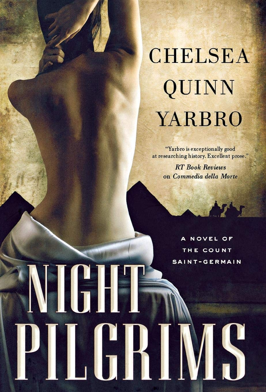Night Pilgrims A Saint Germain Novel St Germain Yarbro Chelsea Quinn 9780765334008 Amazon Com Books