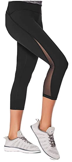1daced319c621 Amazon.com : Lululemon Train Times Crop Black (12) : Clothing