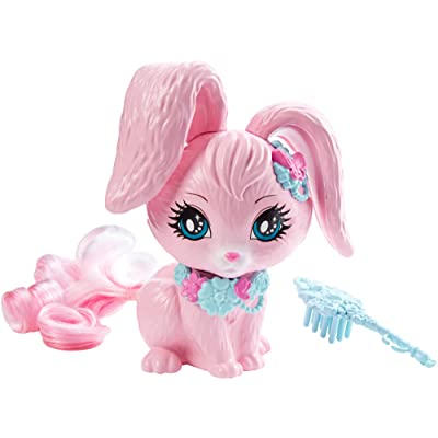 Barbie Endless Hair Kingdom Bunny: Toys & Games