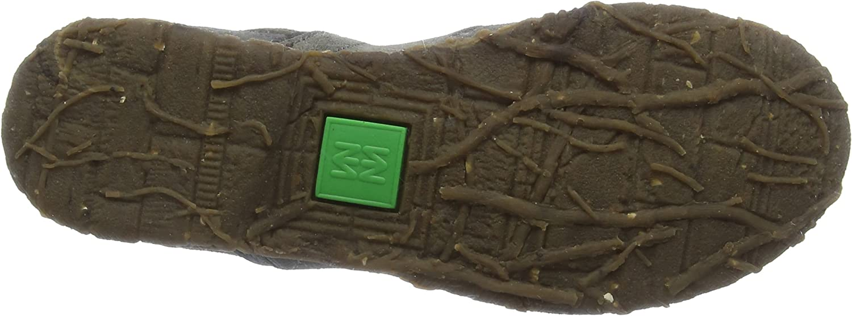 El Naturalista N996 Lux Suede Grafito//Angkor Stivali Chelsea Donna