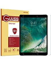 OMOTON Compatible with iPad Air 10.5 (2019 Release)/ iPad Pro 10.5 (2017 Release) Tempered Glass Screen Protector with [9H Hardness] [Scratch-Resistant] [Bubble-Free Installation]