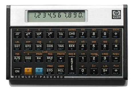 Amazon.com: HP 15C Scientific ...