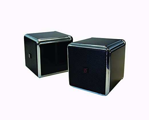 8 opinioni per SoundScience QSB- 30W USB Desktop Speakers with NXT DyadUSB Technology Rated 5/5