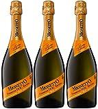 Mionetto Prestige DOC Brut Prosecco Orange Label, 75 cl (Case of 3)