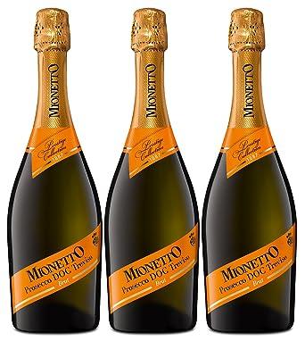 champagne w/orange label