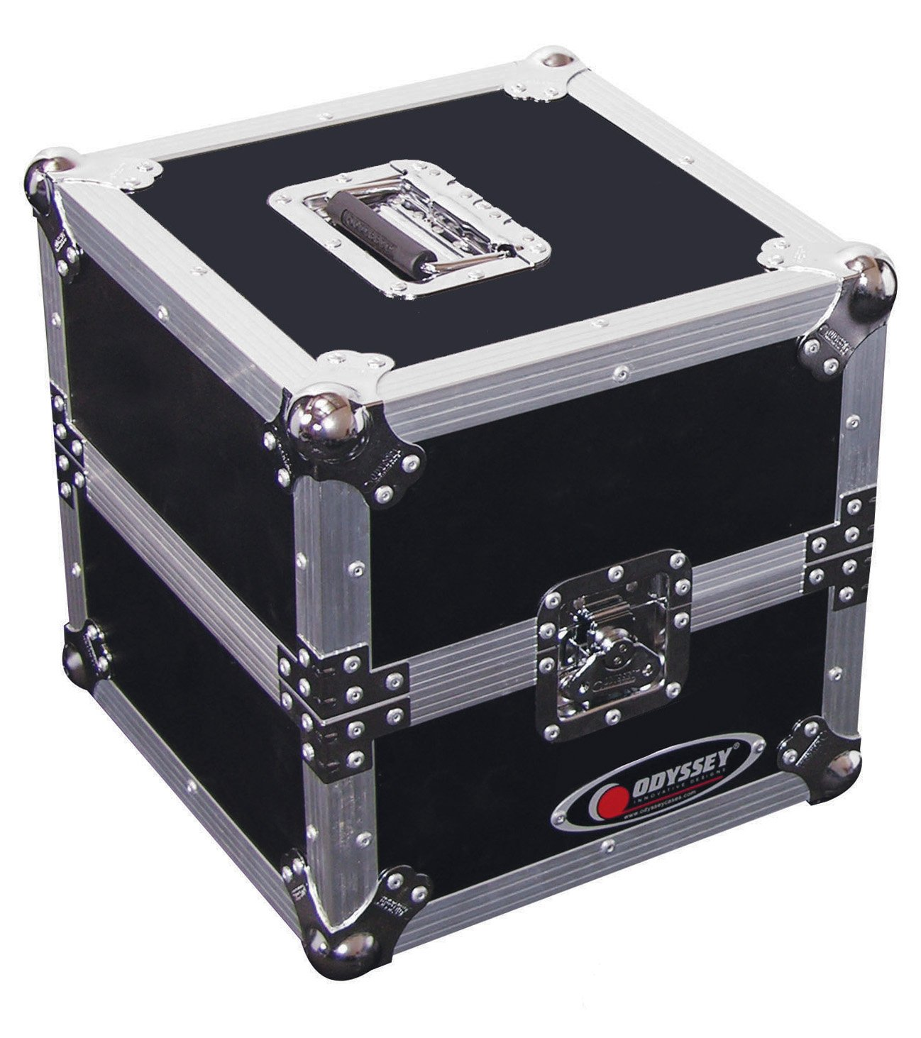 Odyssey FZLP80 Flight Zone Lp Ata Case: Holds Up To 80 Lp Records by ODYSSEY